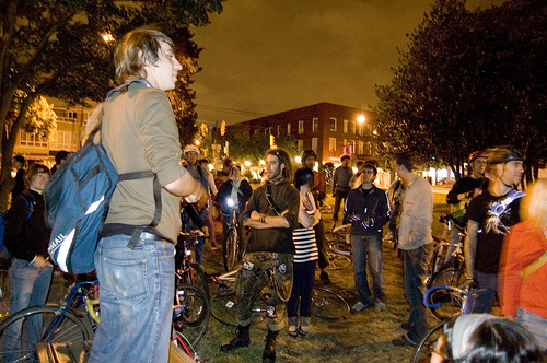 Midnight Mass Bike Ride