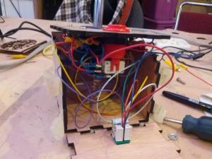 messing wiring